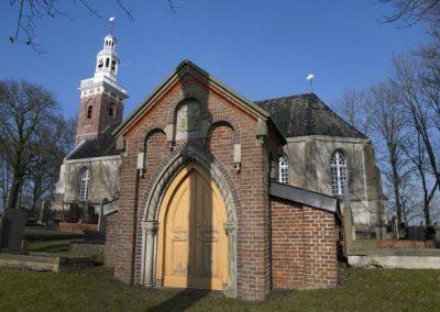 Grafkelder kerk Tjamsweer