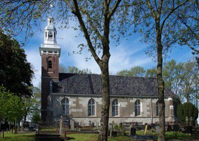 Kerk Hervormde Gemeente Tjamsweer