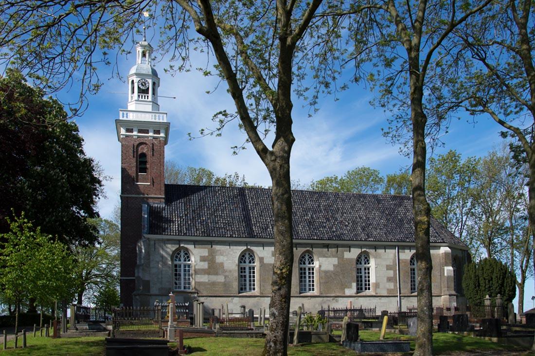 Hervormde gemeente Tjamsweer