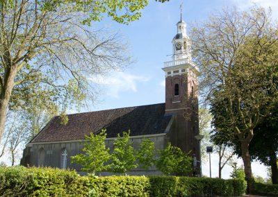 Kerkgebouw Hervormde Gemeente Tjamsweer
