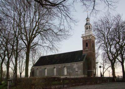 Kerkgebouw Tjamsweer