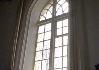Segmentbogen kerk Tjamsweer