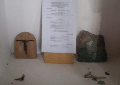 Sacramentshuisje kerk Tjamsweer