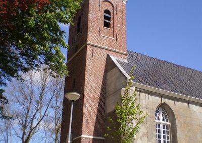 Toren Kerk Hervormde Gemeente Tjamsweer