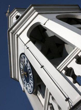 Toren kerk Tjamsweer